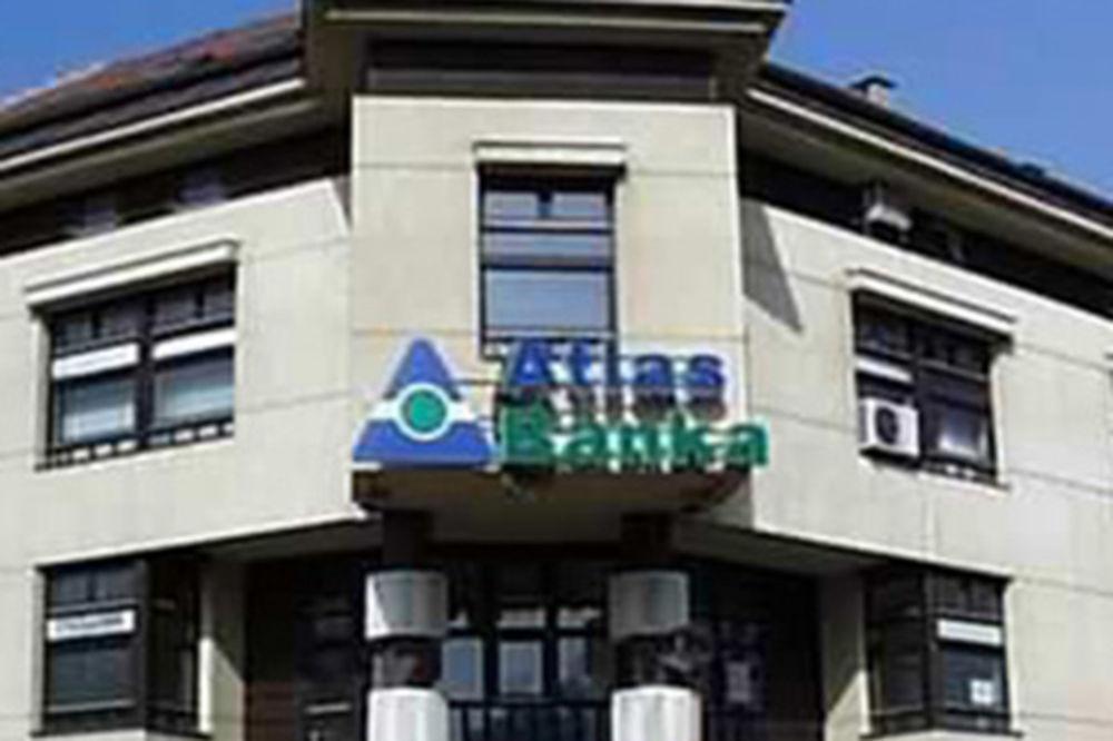 RUSIJA KAZNILA CRNU GORU: Oduzeta dozvola Atlas banci u Moskvi!