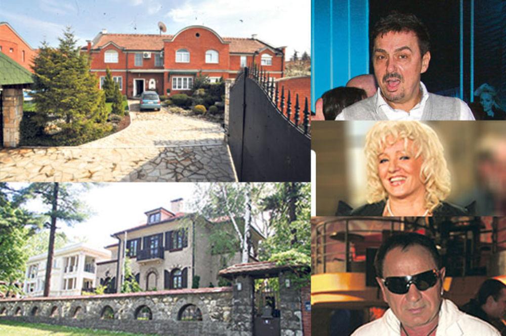 kuće, poznati, estrada, porez, kurir