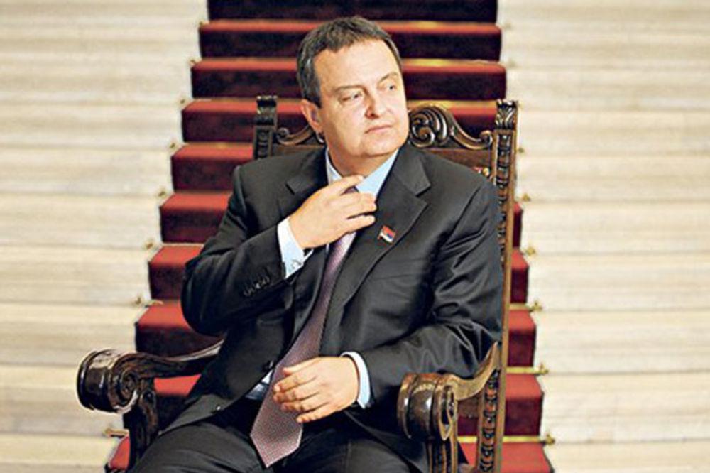 Dačić pisao Banu:Kosovo ne može u Unesko