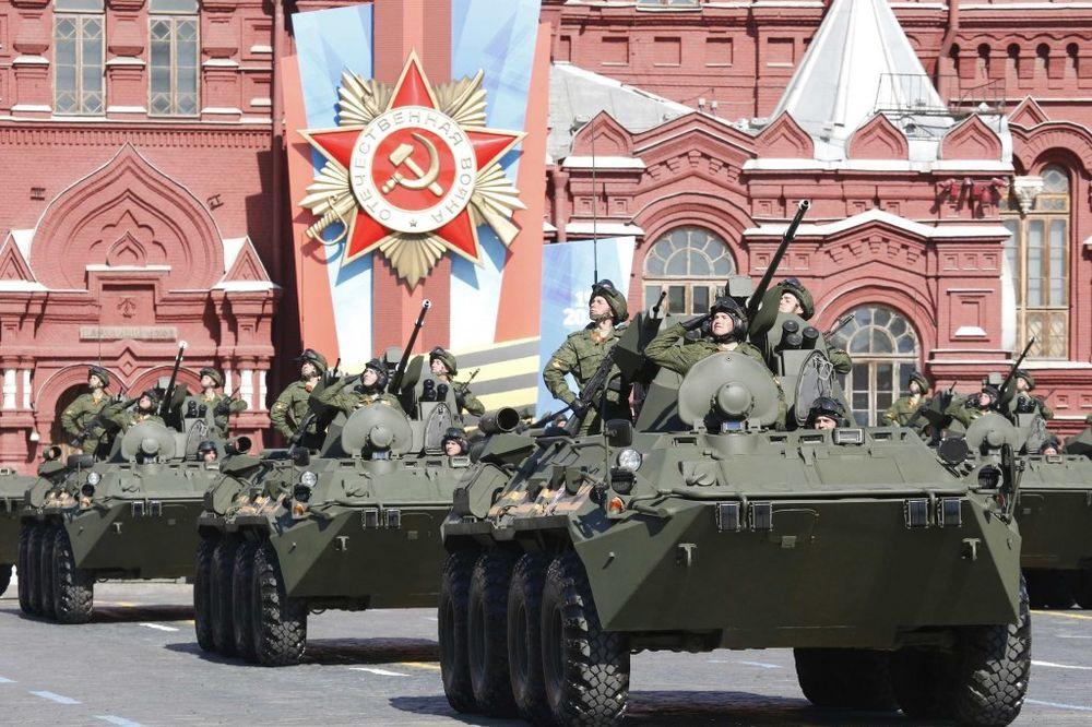 SVETI RAT CRVENE ARMIJE: Čujte pesmu uz koju su milioni Sovjeta ginuli za pobedu nad fašizmom!