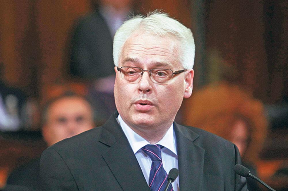 Josipović više nije najpopularniji političar u Hrvatskoj