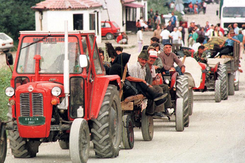 Spasavali gole živote... Srpske izbeglice iz Hrvatske