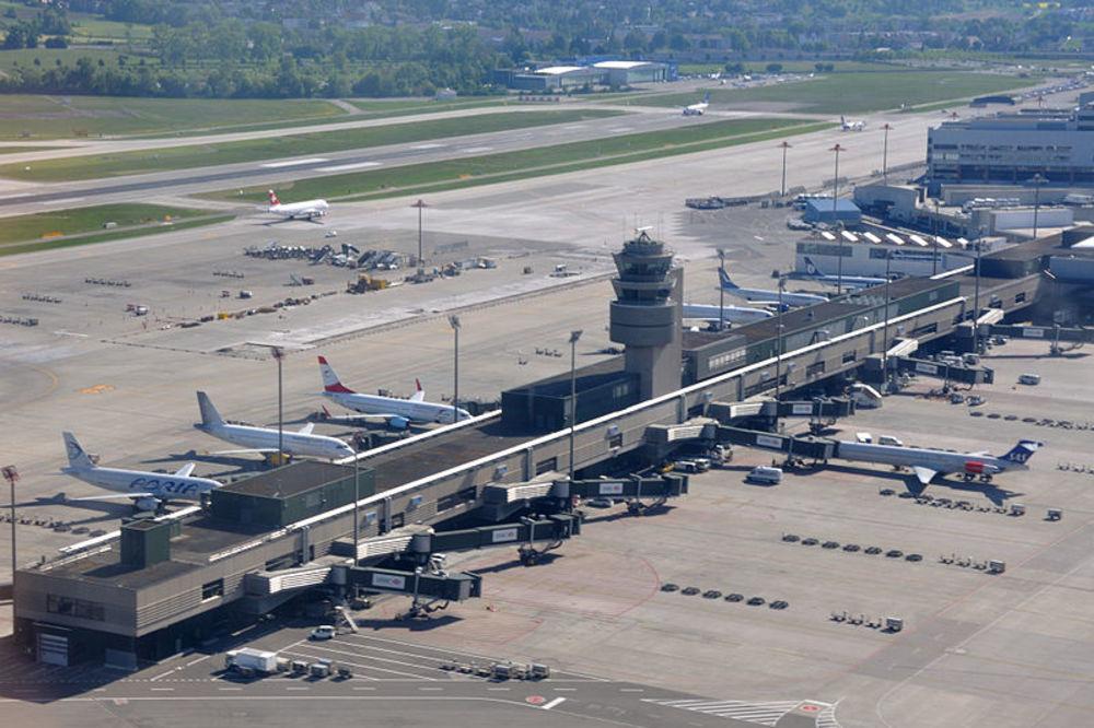 Aerodrom u Cirihu delimično zatvoren zbog pretnje