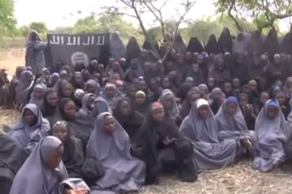 DVE GODINE AGONIJE: Spasena još jedna nigerijska devojčica koju su oteli teroristi!