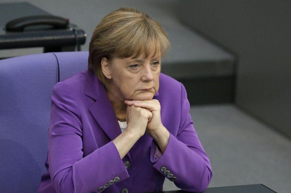 Merkel: Nalazi istrage o padu aviona nezamislivi!