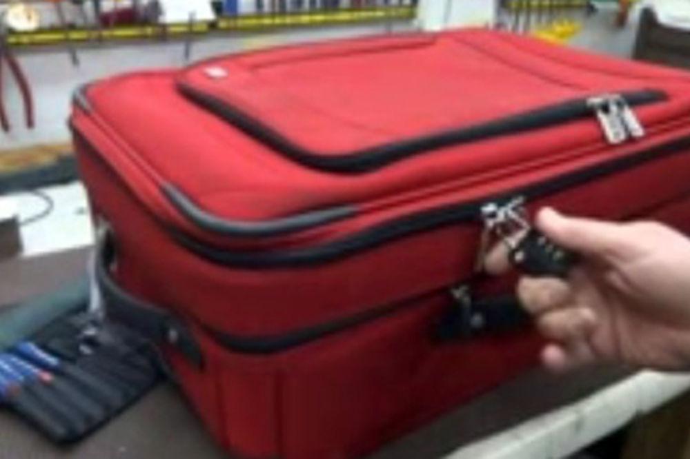 U CIRIHU PROŠAO, KOD NAS PAO: Kod Brazilca pronađeno 8,5 kg kokaina na beogradskom aerodromu!