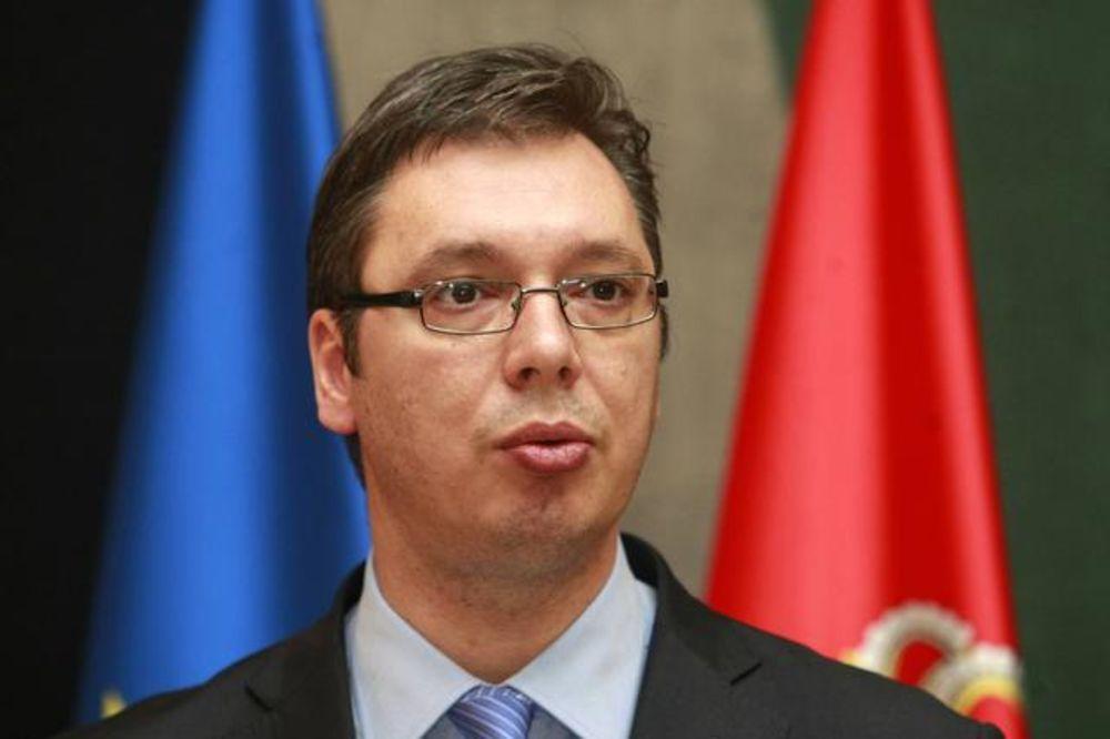 Vučić: Nadam se podršci Nemačke za infrastrukturne projekte