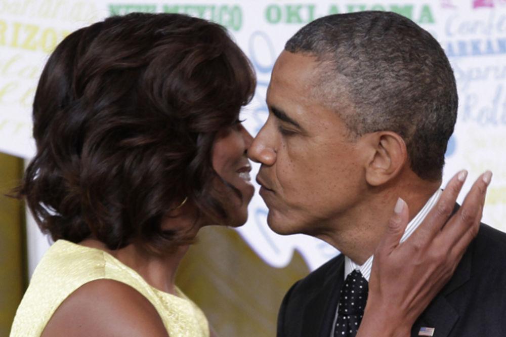 MIŠEL OBAMA: Da sam se udala za vlasnika restorana, sada bi on bio predsednik SAD!