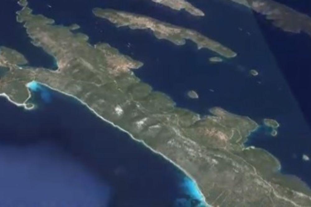 MISTERIOZNI KRUGOVI: Piste za sletanje vanzemaljaca na Jadranskoj obali?