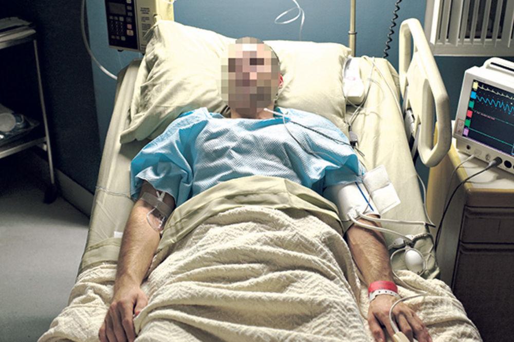 HTEO DA UBIJE LEKARE: Rekli mu da ima rak, a ustvari patio od alergije!