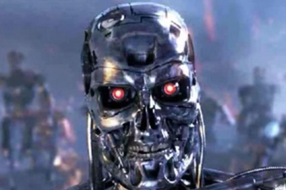 UN UPOZORAVAJU: Terminatori postaju stvarnost, roboti ubice više nisu plod mašte!