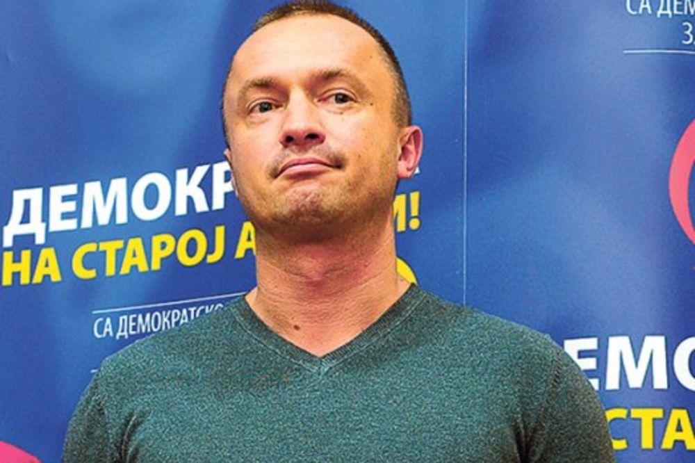 PUŠTEN AUTOR GRAFITA SMRT PAJTIĆU: Svedoci potvrdili da je Ikrašev tražio opremu za ispisivanje!