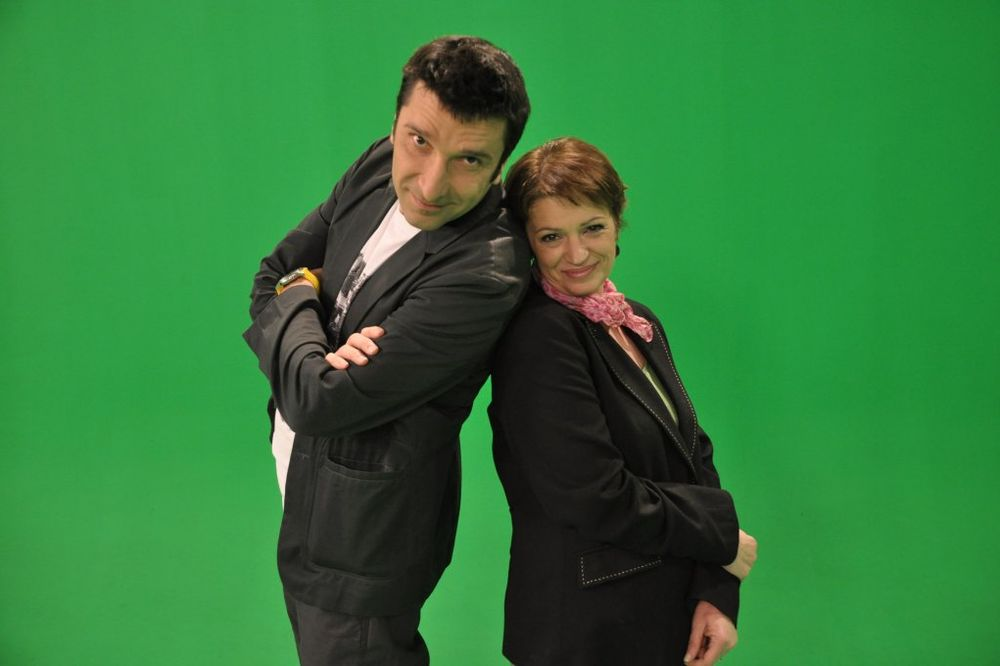 Dragan Ilić, Gorica Nešović, Buđenje, foto PR