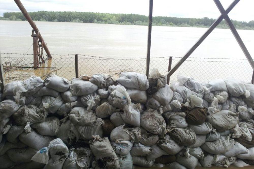 SEKTOR ZA VANREDNE SITUACIJE: Nema opasnosti od izlivanja reka