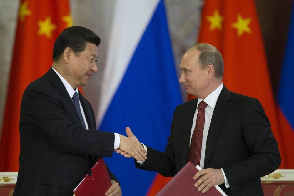 VELIKI GEOPOLITIČKI PREOKRET: Savez Rusije,Turske, Irana i Kine vladaće celim Istokom