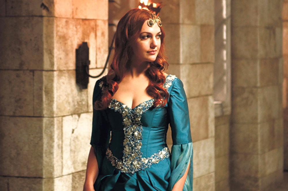 HUREM STIŽE U BEOGRAD: Glumica snima film o Sulejmanu Veličanstvenom?