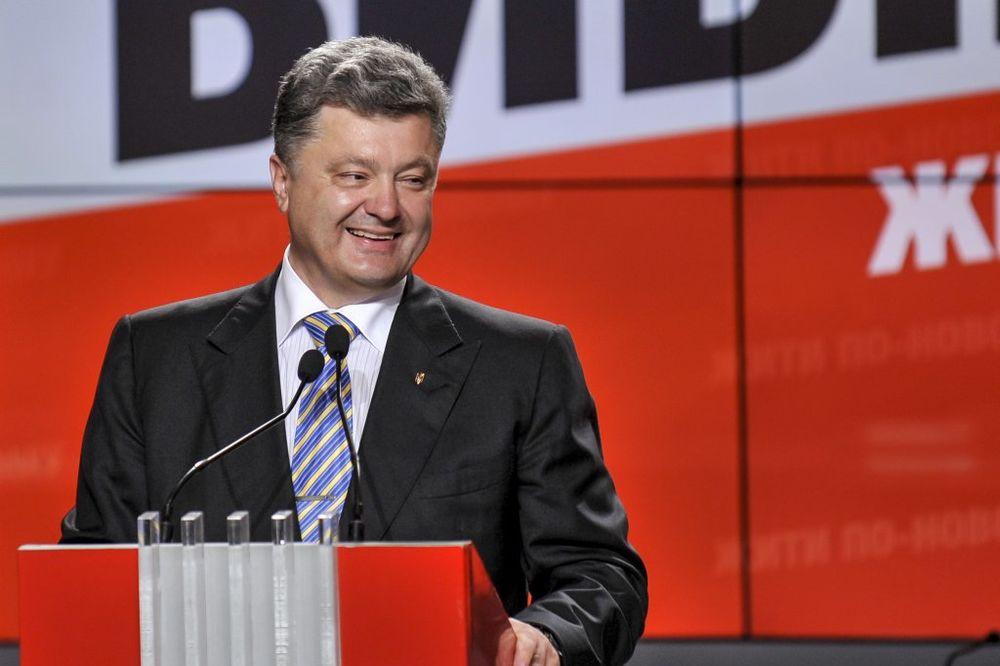 ZVANIČNO: Pjotr Porošenko pobedio na predsedničkim izborima sa 54,7 posto glasova