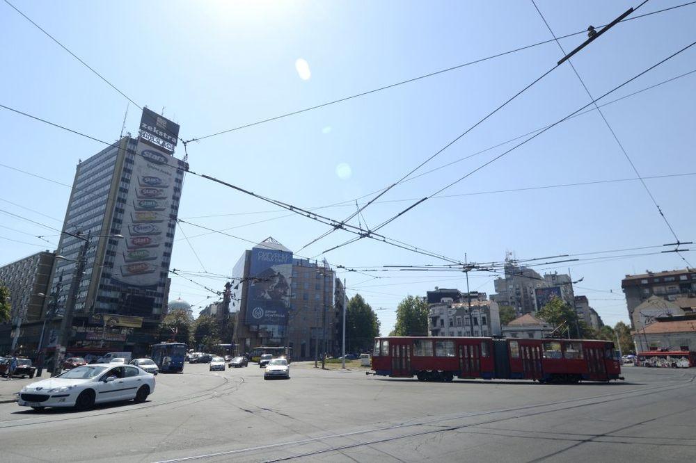 SKUPŠTINA GRADA: Slavija bez Tucovića, na Cvetnom trgu Spomenik glumcu