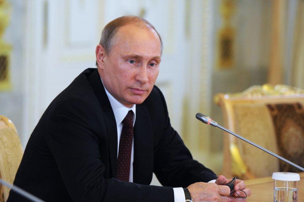 MOŽE MU SE: Vladimir Putin prvi napustio samit G20! Nikad nećete pogoditi zašto...
