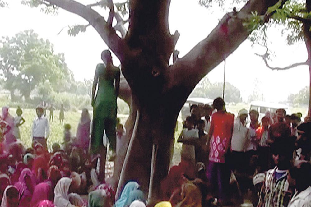 ZASTRAŠUJUĆI ZLOČIN: Grupno silovali i obesili sestre