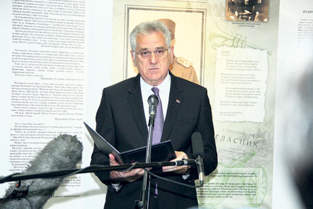 Nikolić: Sećanje na stradanje srpskog naroda