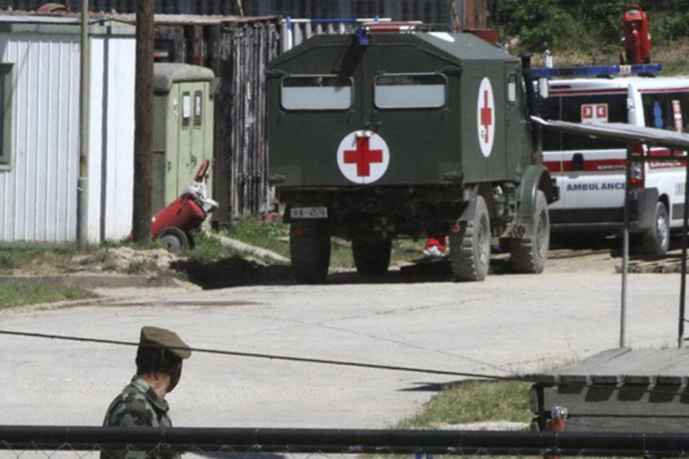 UŽASNA TRAGEDIJA: Pripadnik Vojske Srbije izgoreo u požaru