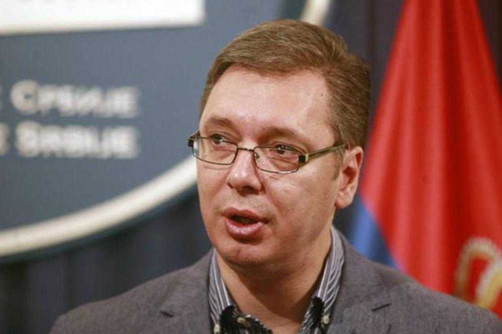 Vučić: Nema povećanja cene struje u aprilu
