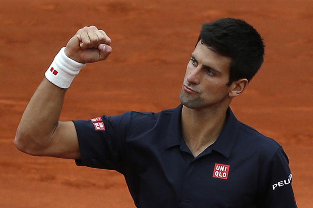 DOBILI NOVAKOV POZIV: Mladi teniseri putuju sa Đokovićem na turnir u Pekingu