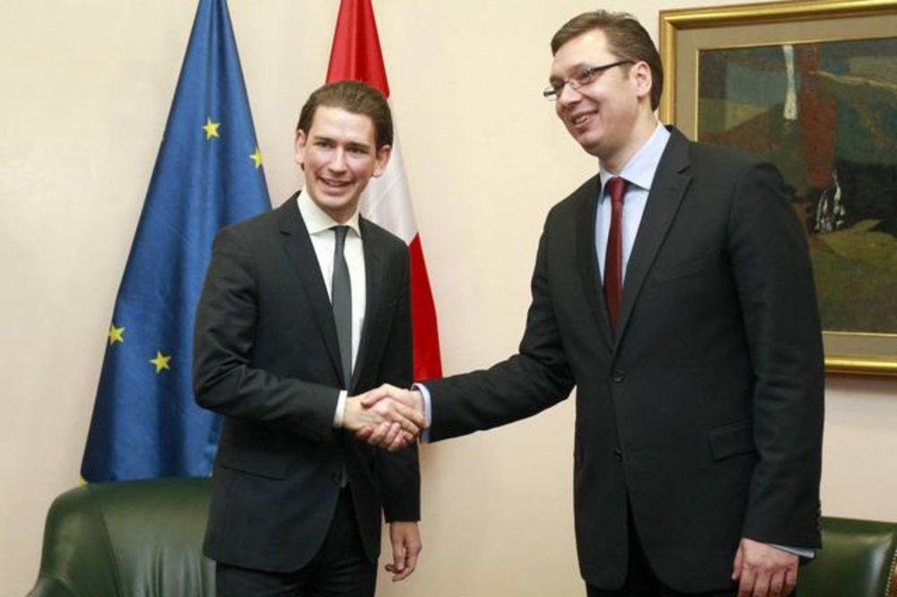 VUČIĆ SUTRA U BEČU: Serija sastanaka sa državnim vrhom Austrije