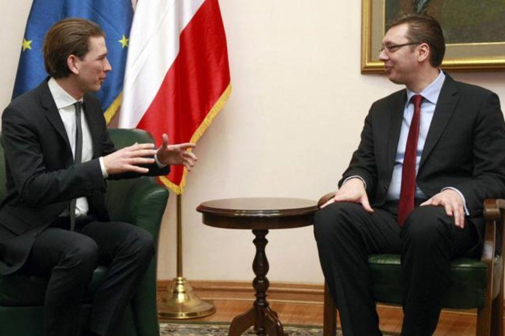 Kurc: Put Srbije u EU je nepovratan i to je Vučićeva zasluga