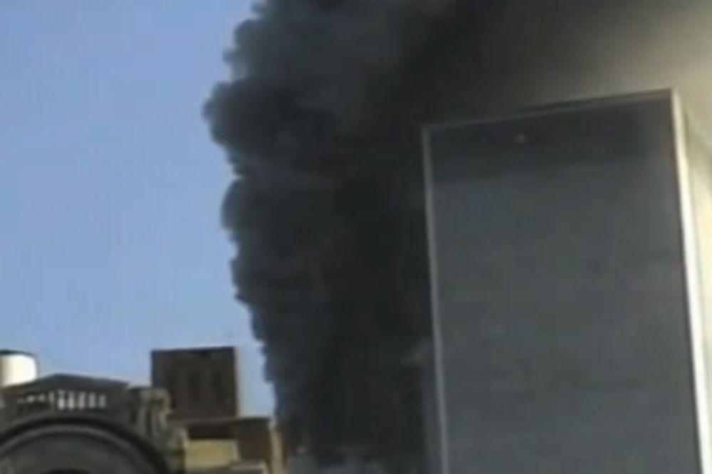VIDEO KOJI OBARA JUTJUB: Evo zašto je udar aviona u kule bliznakinje fotomontaža!