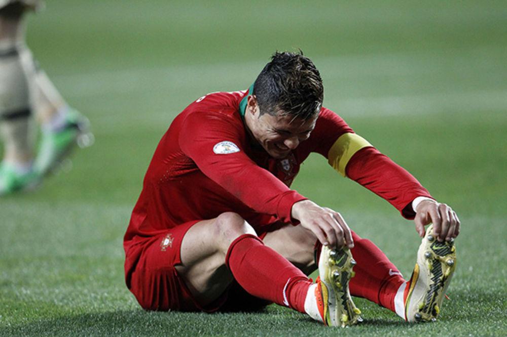 UŽIVO BLOG: Ronaldo ne igra za reprezentaciju Portugala protiv Albanije