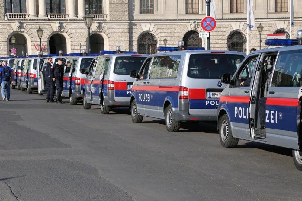 OPSADNO STANJE U CENTRU BEČA: Zbog dojave o bombi građani nisu smeli na prozore!