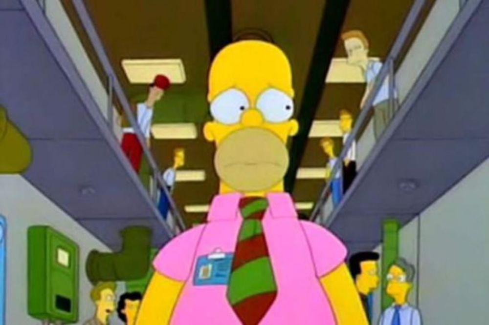 Homer Simpson o novoj sezoni, nuklearnoj energiji, budućnosti...