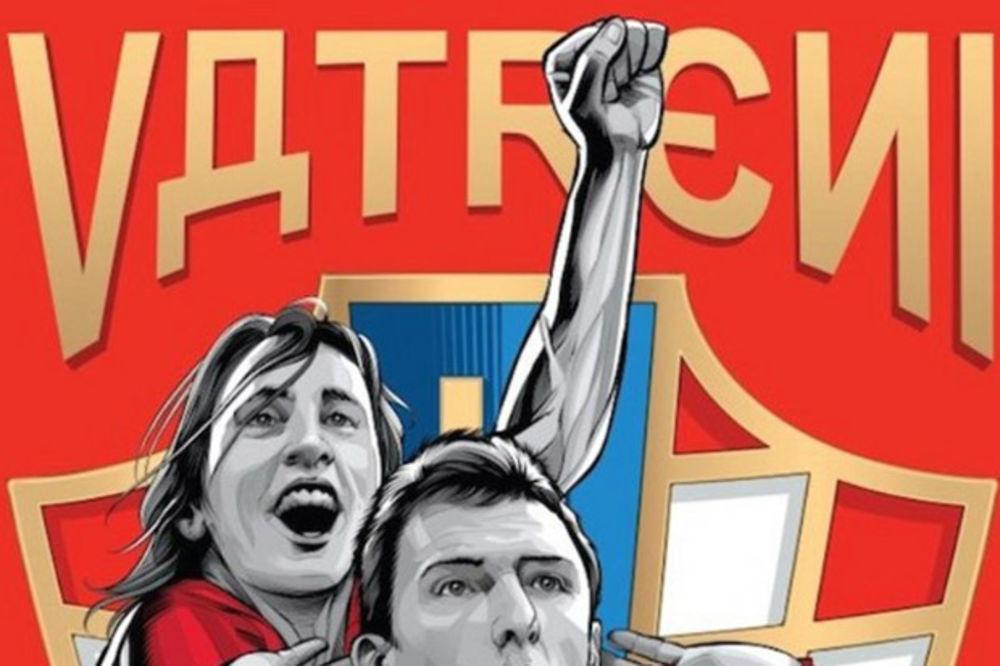 VATRENI NA ĆIRILICI: Hrvati pobesneli zbog greške Amerikanaca
