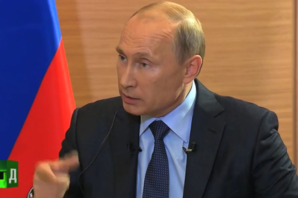 NEMA DŽABE: Putin pozvao EU da pomogne Ukrajini i plati dug za gas