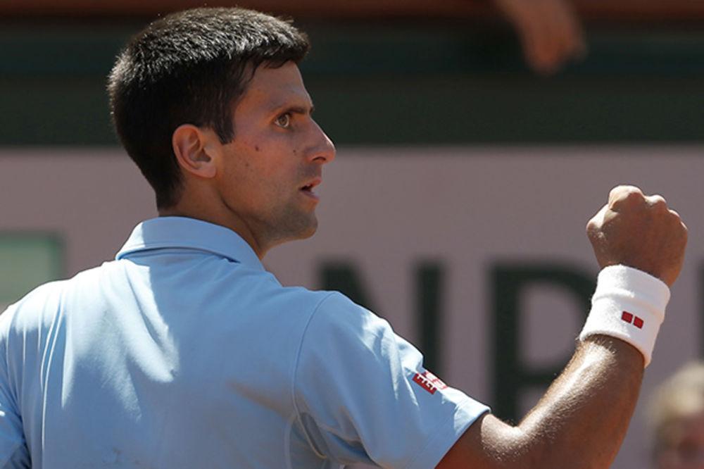 ATP: Đoković ubedljivo prvi na listi, Troicki napredovao