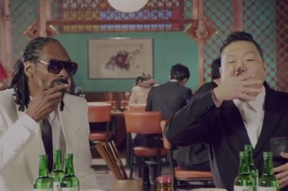 NOVI MEGA HIT: Psaj i Snup Dog snimili pesmu!
