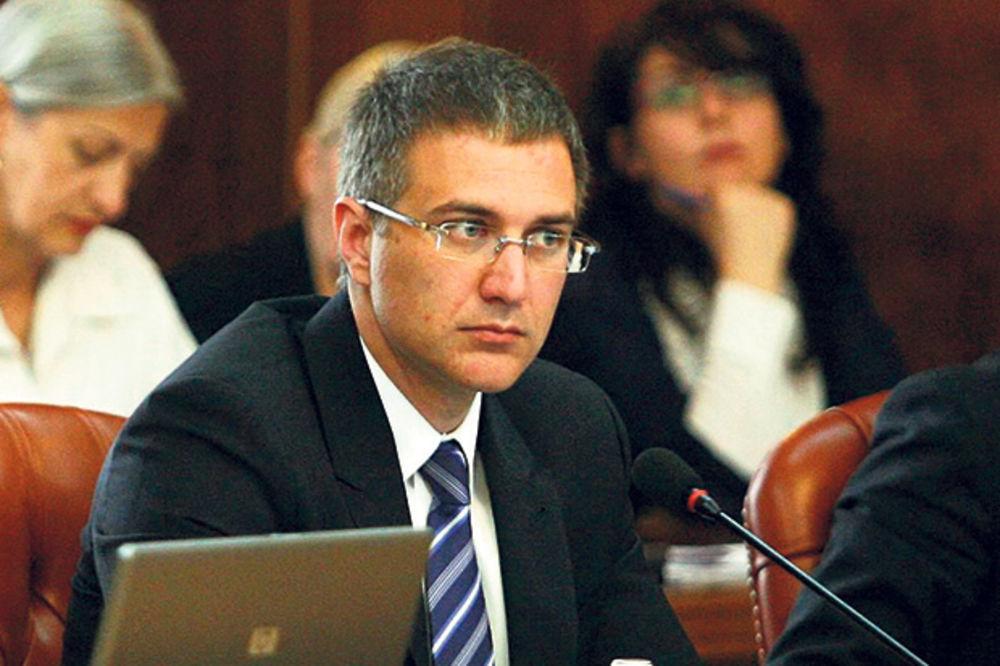 STEFANOVIĆ: Vladu Srbije neće čuvati privatno obezbeđenje