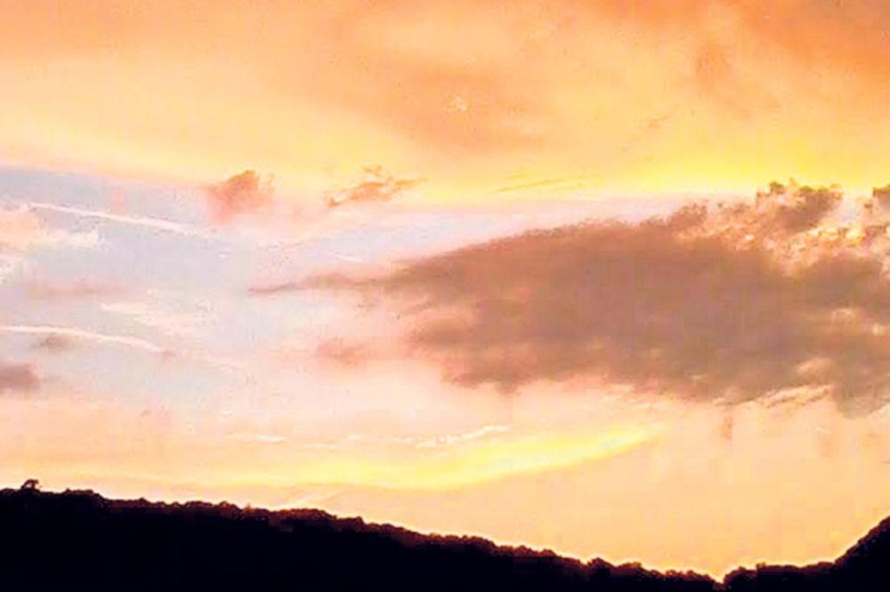 URNEBESNO: Da li su za žuto nebo krivi HAARP i avioni