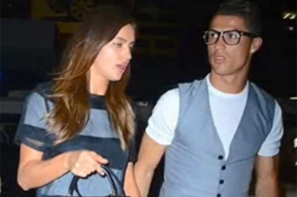 PIKANTERIJE: Kristijano Ronaldo otkrio detalje iz njegove i Irinine spavaće sobe