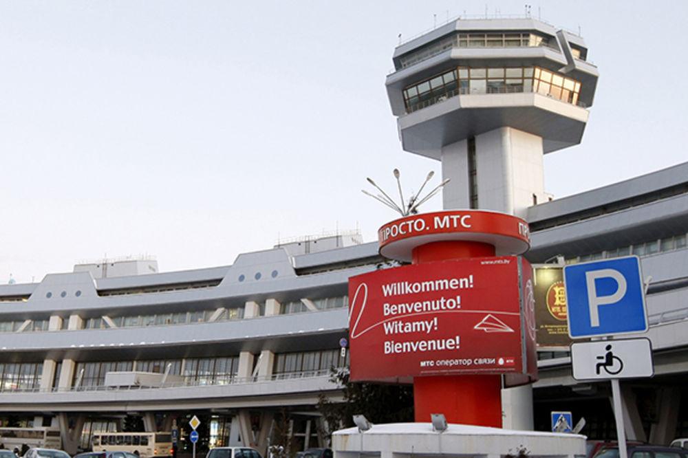 SPREČENA OTMICA: Gruzijac pretio da će bombom razneti avion za Minsk