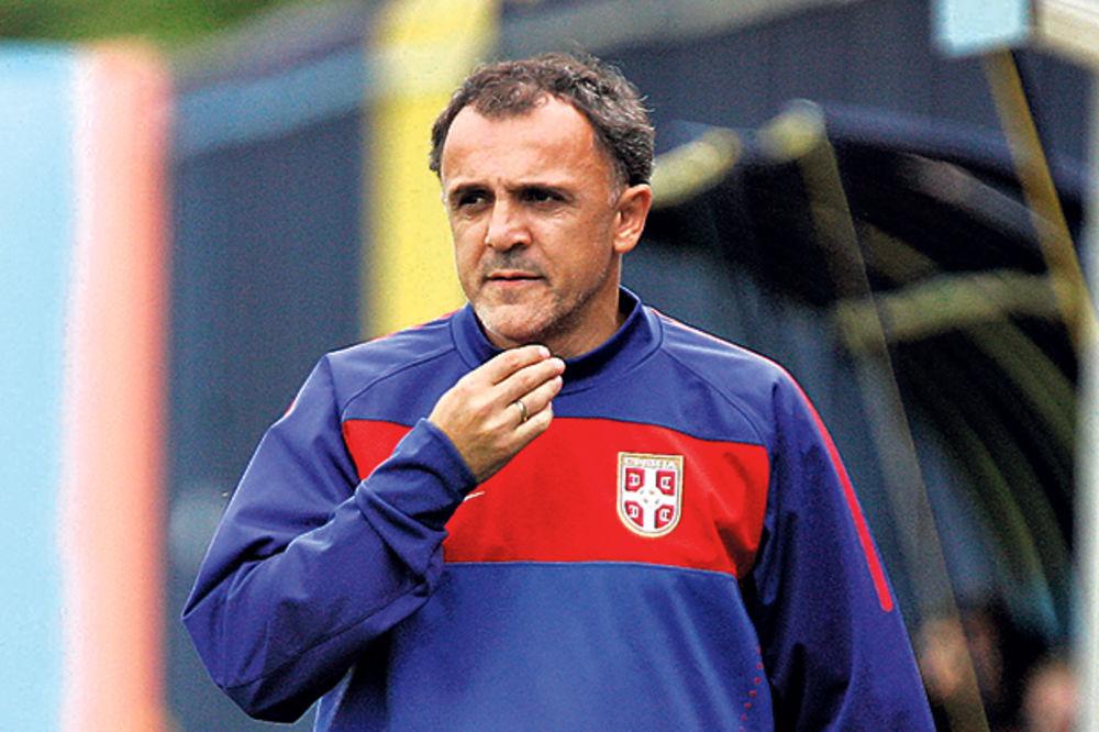 DRULOVIĆ: Imao bi rezultat sa Srbijom, ali pojedincima nisam bio najbolje rešenje