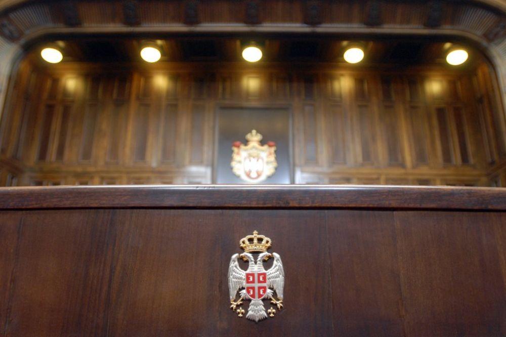 SKUPŠTINA SRBIJE: 8 amandmana na pravosudne zakone i legalizaciju