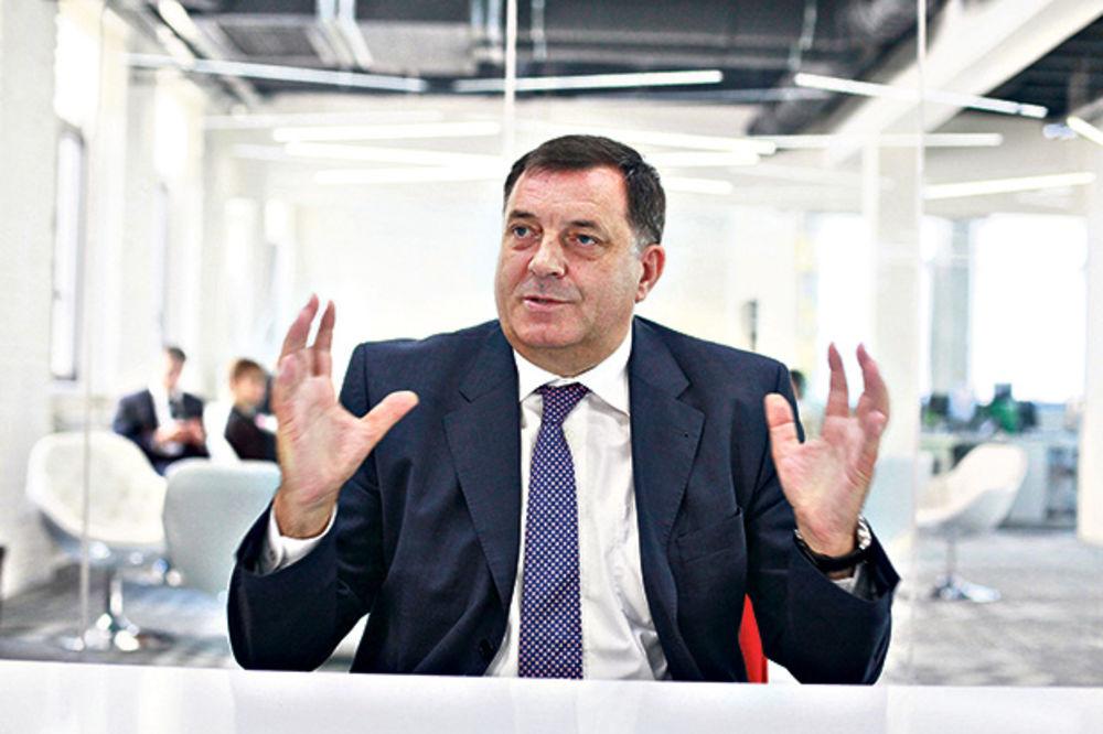 DODIK RAZOTKRIO ZAPADNE ŠPIJUNE: Čekaju izbornu noć da izazovu nemire u Republici Srpskoj