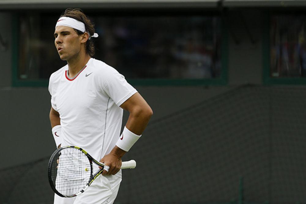 (VIDEO) NIJE MU SVEJEDNO: Pogledajte Nadalovu reakciju kada je shvatio da ide na Novaka!