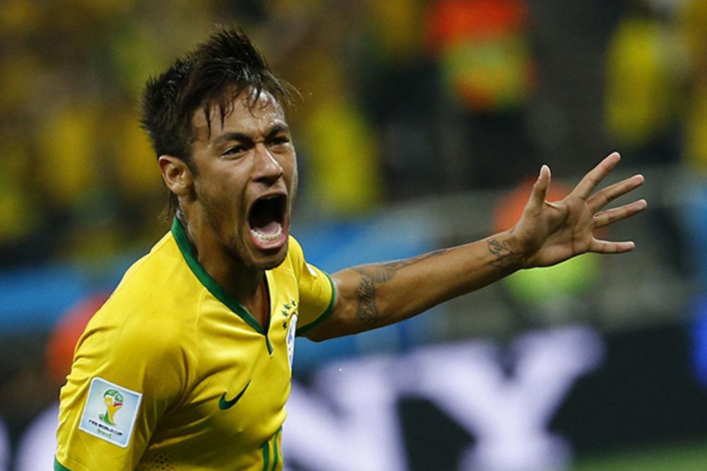ŽELI ZLATO U RIJU: Nejmar predvodi Brazilce na Olimpijskim igrama
