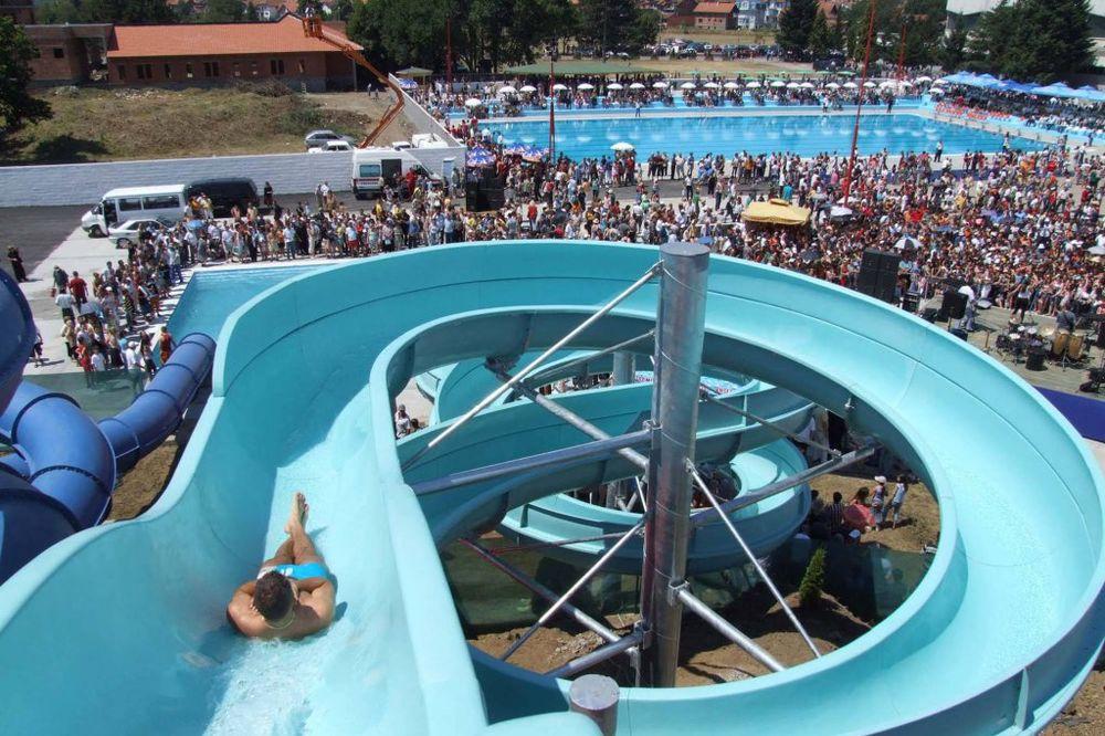 JAGODINA ČASTI: U utorak besplatno u akva park i zoo-vrt