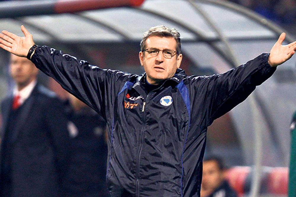SAFET SUŠIĆ: Ne bih imao ništa protiv da vodim selekciju Srbije!