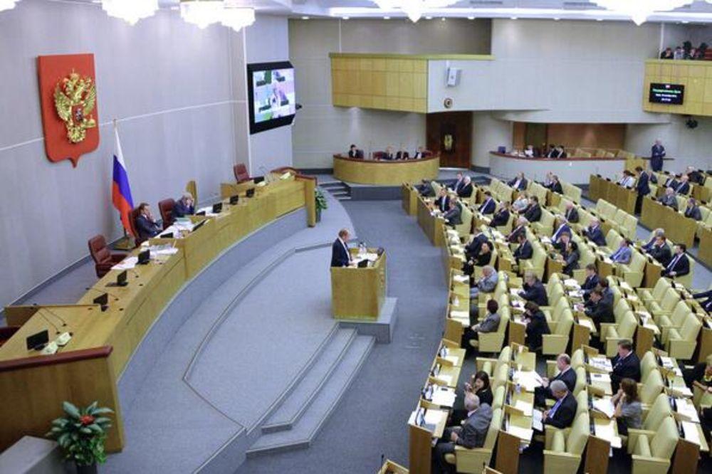 NA POMOLU ISTORIJSKA ODLUKA? Ruska Duma razmatra predlog da osudi ujedinjenje Nemačke iz 1989!
